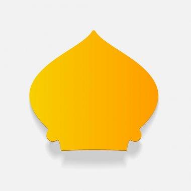 Design element mosque