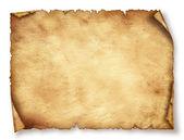 Régi papír lapot, szüreti év régi papír. Eredeti háttér és textúra