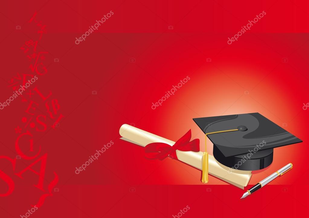 Imágenes Grado Universitario Tarjeta De Felicitación De