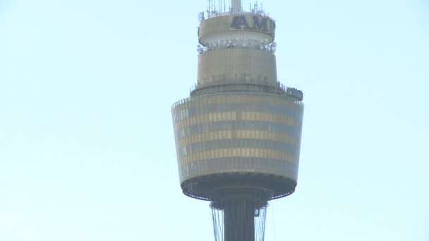 Sydney Australia Skyline zoom out