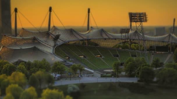 Time Lapse München Olympiastadion
