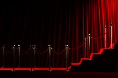 Red carpet for success