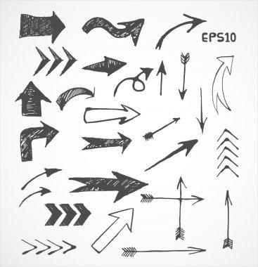 Sketch arrow collection