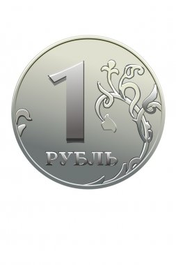 One ruble