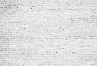 "Картина, постер, плакат, фотообои ""фон кирпичной стены из белого гранжа"", артикул 20105595"