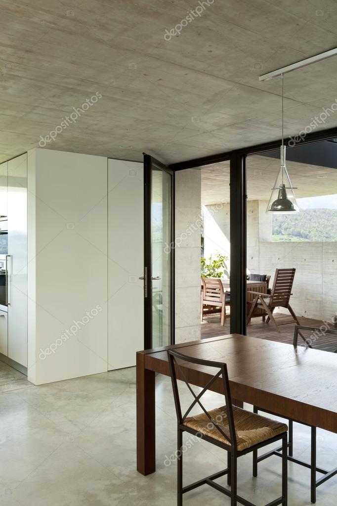 Casa moderna interni foto stock zveiger 19527477 - Interni casa moderna ...