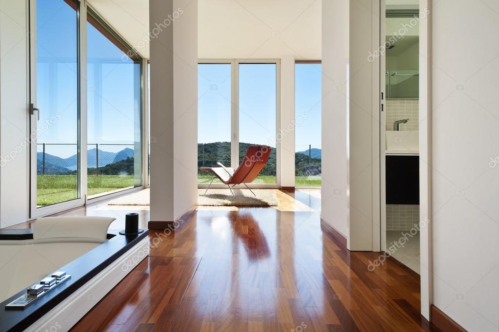 Fantastisch Modernes Haus Innen U2014 Stockfoto