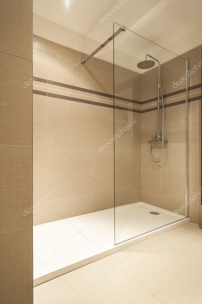Apartamento moderno cuarto de ba o foto de stock - Cuarto de bano moderno ...