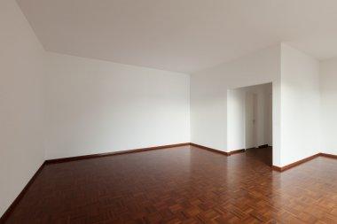 White apartment Interior
