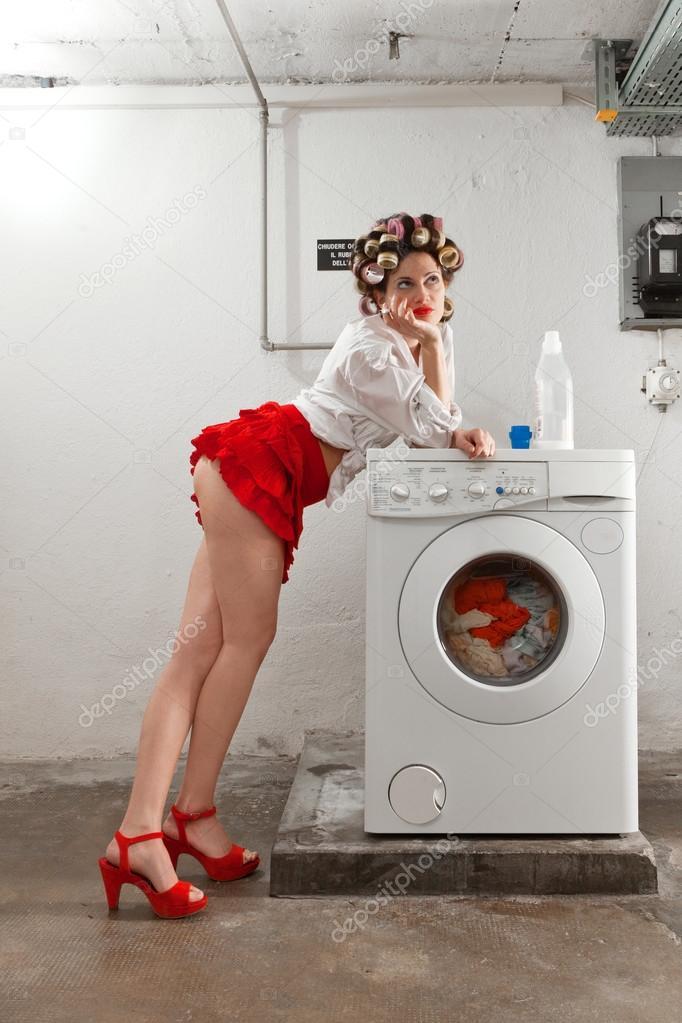 Gelangweilte Hausfrauen