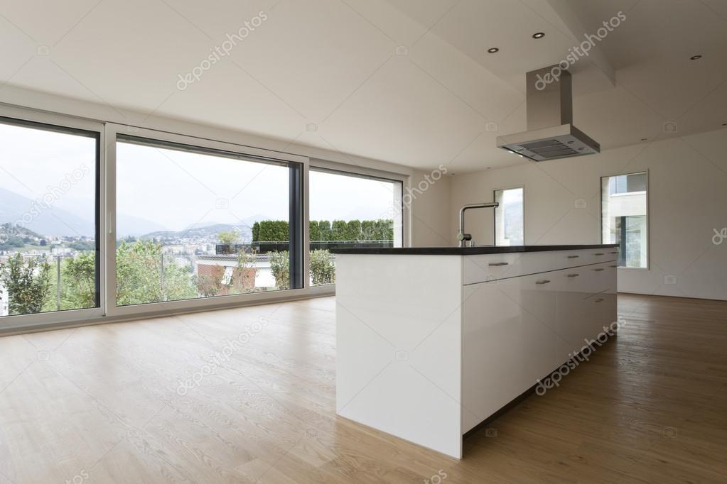 Casa moderna interno la casa dai volumi aperti oltre mq for Interni di casa moderni