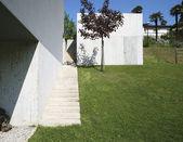 Fotografie moderní dům přírody
