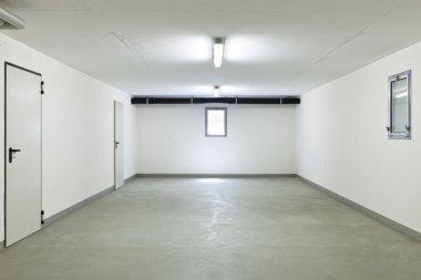 interior empty house