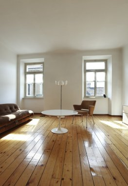 Living-room, nice apartment refitted