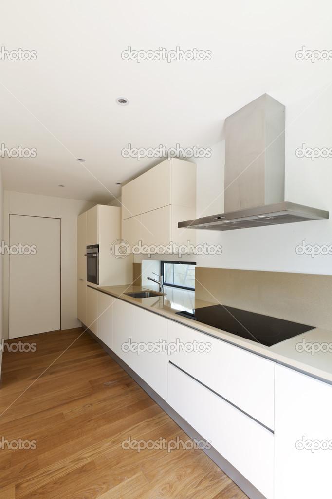Neues Haus, Moderne Küche U2014 Foto Von Zveiger
