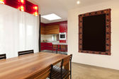 Photo Apartment, dining table