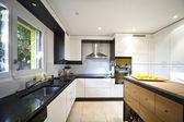 Moderní dům, kuchyně