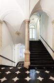 starověké staircasel