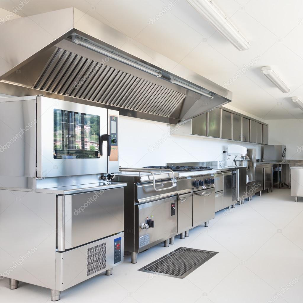 Cocina profesional foto de stock zveiger 43037185 for Cocina profesional