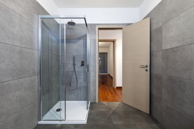 Bathroom shower cabin