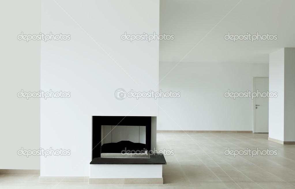 große Wohnzimmer — Stockfoto © Zveiger #43906413