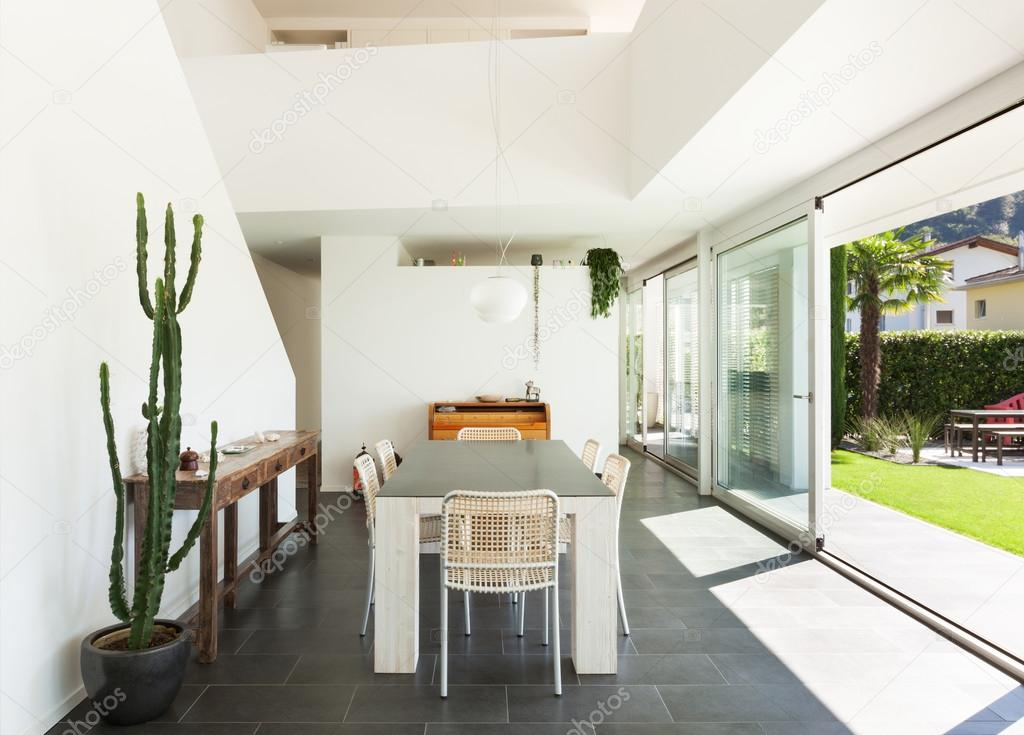 Interieur modern huis u2014 stockfoto © zveiger #46474055
