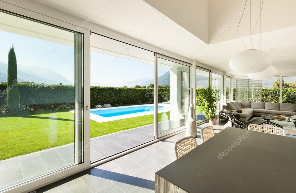 Casa moderna interni foto stock zveiger 46477459 for Interni casa moderna