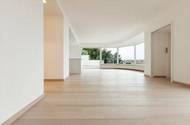 Empty penthouse