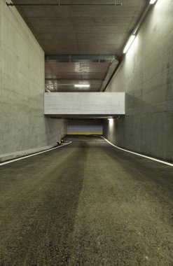 Parking tunnel