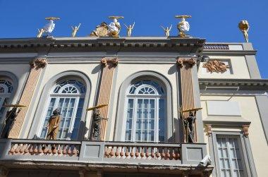 Dali Museum in Figueres, Spain