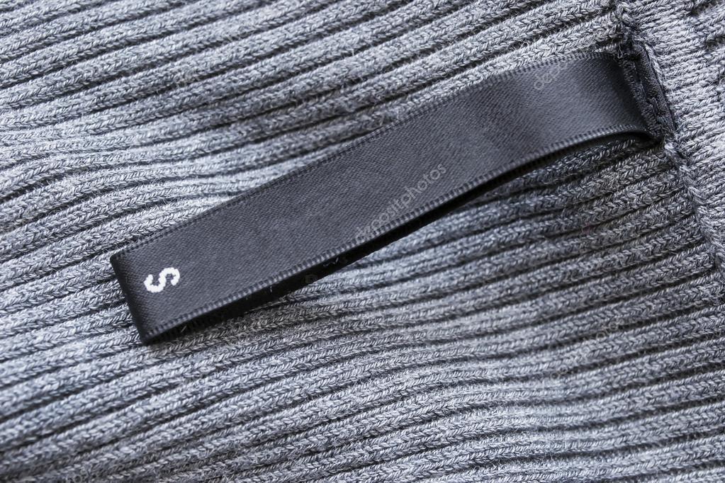 Silk label