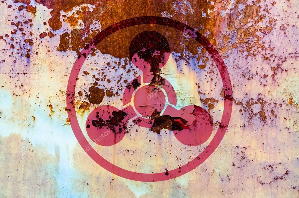 Chemical Weapons Symbol Stock Photo Maxaltamor 49365439