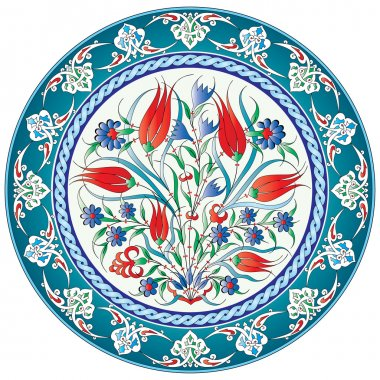 oriental ottoman design twenty-five version