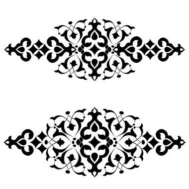 Ottoman motifs design series fifty-three
