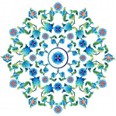 Ottoman motifs design series sixty one
