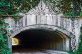 vstup do tunelu