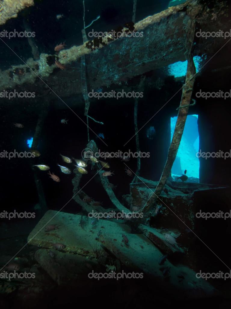 S.S. Thistlegorm Wreck
