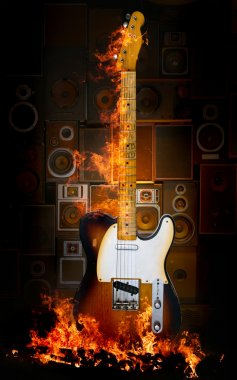 electiric guitar