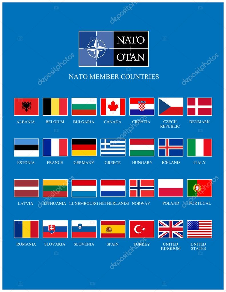 Image result for nato nations