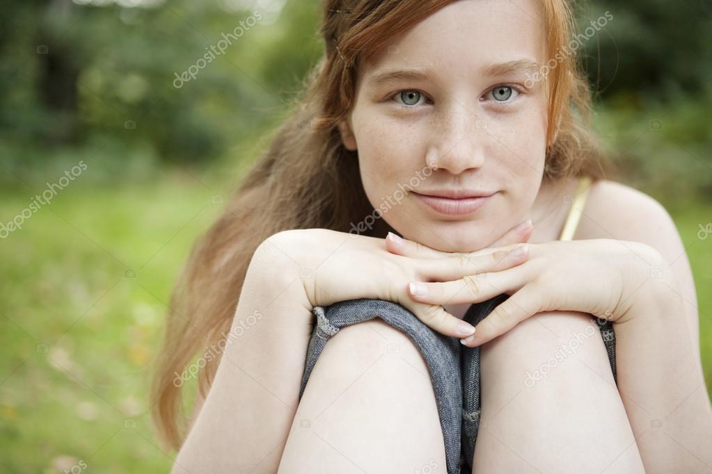 крупным планом девочки фото