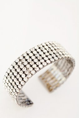 Luxurious diamond bracelet