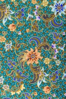 Close up flower pattern background