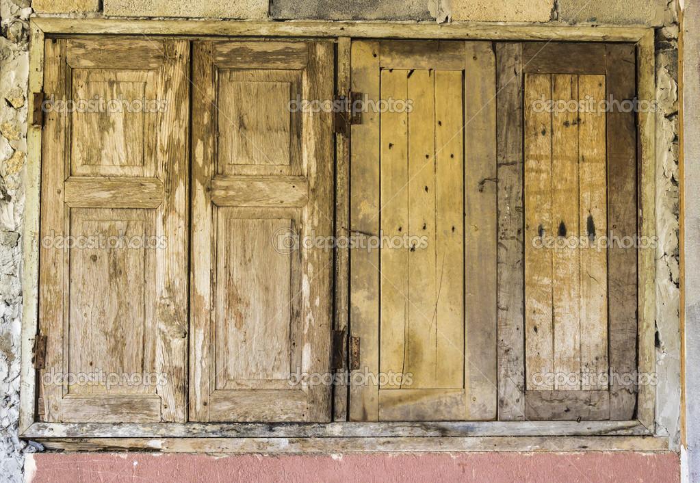 Texture di finestre in legno vecchio foto stock manusy for Aberturas antiguas de madera