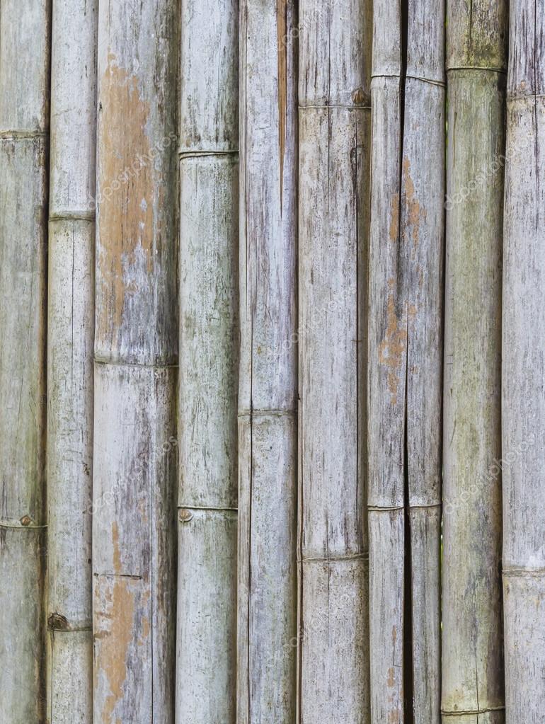 근접 촬영의 오래 된 대나무 울타리 배경 텍스처 — 스톡 사진 ...