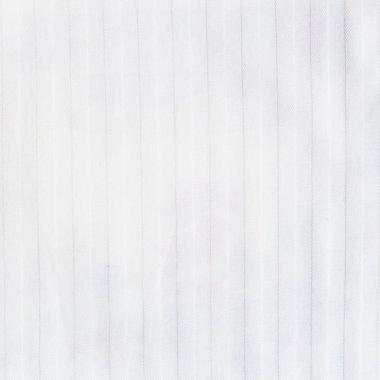 White fabric texture.
