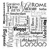 Fotografie European capital cities
