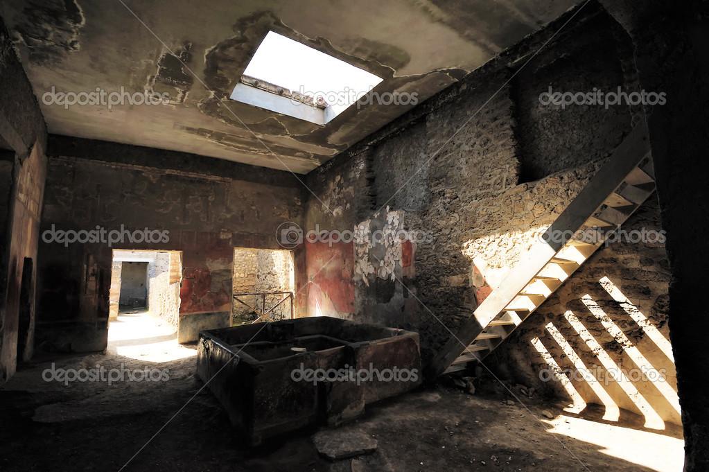 Reconstru o da casa romana pomp ia fotografias de for House of 950