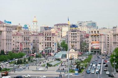Independence Square of Kiev, Ukraine