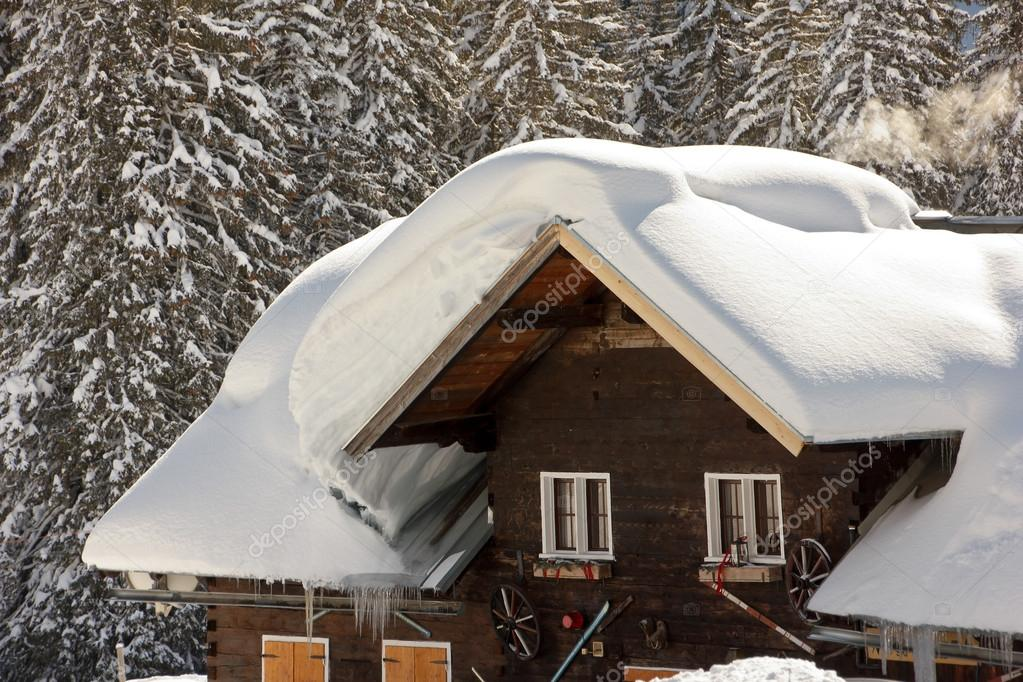 Snow on Roofs (1)