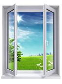 Otevřete okno na město